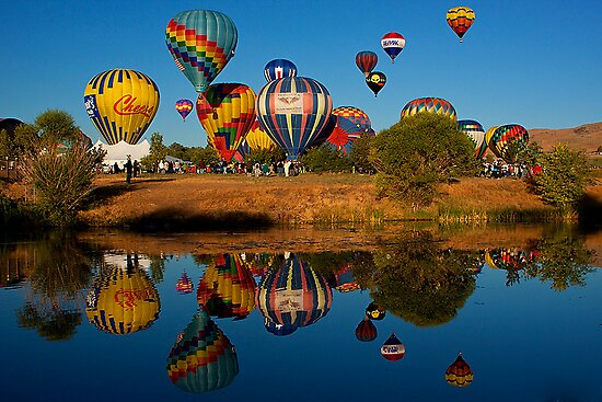 Reno Balloon Races 2010 by Justin Baer