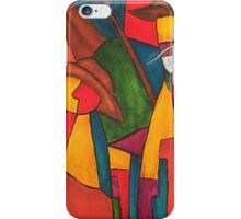 Quijote and Sancho iPhone Case/Skin