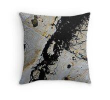 Urban abstract-607 Throw Pillow