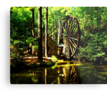 Berry's Mill Metal Print