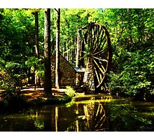 Berry's Mill Photographic Print