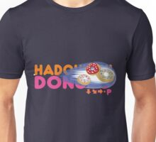 Haduken Donuts Unisex T-Shirt