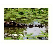 Community Art Print