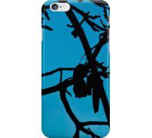 Blue Network iPhone Case/Skin