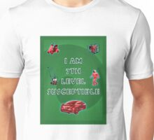 7th Level Susceptible Unisex T-Shirt