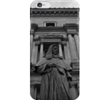 The Man in Charge iPhone Case/Skin