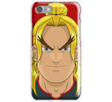 Ken Masters (Street Fighter V) iPhone Case/Skin