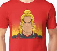 Ken Masters (Street Fighter V) Unisex T-Shirt