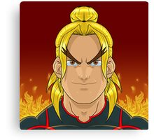 Ken Masters (Street Fighter V) Canvas Print