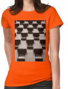 Window window Womens Fitted T-Shirt