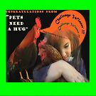 Banner Challenge for Pets need a Hug  by Rosehaven