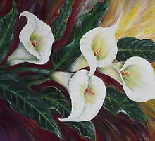Lilies by JosieT