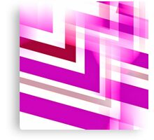 Energetic (hot pink) Canvas Print
