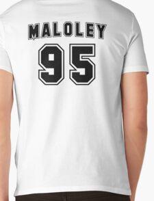Skate Maloley Jersey Mens V-Neck T-Shirt