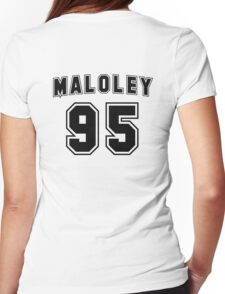 Skate Maloley Jersey Womens Fitted T-Shirt