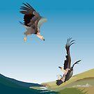 Eagles by seehaikuhere