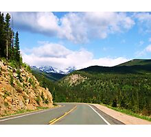 Crusing Colorado Photographic Print