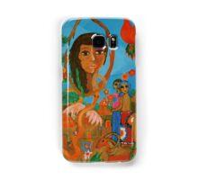 Love, strange invention Samsung Galaxy Case/Skin