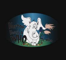 Horton Hears a Who Kids Tee
