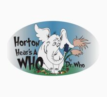 Horton Hears a Who One Piece - Long Sleeve