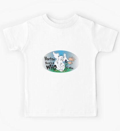 Horton Hears a Who Kids Tee
