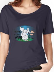 Horton Hears a Who Women's Relaxed Fit T-Shirt