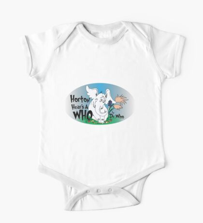Horton Hears a Who One Piece - Short Sleeve