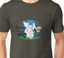 Horton Hears a Who Unisex T-Shirt