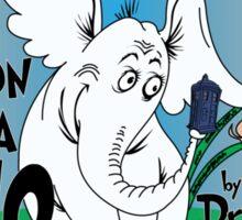 Horton Hears a Who Sticker