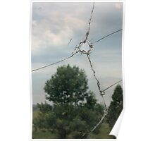 Bullet Hole Poster