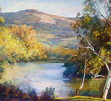 Dabyminga Junction (Goulburn River) by Lynda Robinson