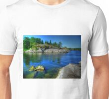 Heart of the Canadian Shield Unisex T-Shirt