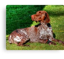This is Neely Canvas Print