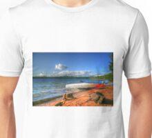 Blue Lake, Ontario, Canada Unisex T-Shirt