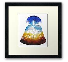 Immortal Force Framed Print