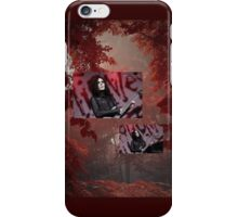 Ricky - Fall Leaves iPhone Case/Skin
