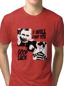 Finding Liam Tri-blend T-Shirt