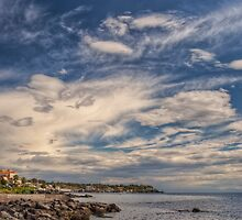 Giochi di nuvole by Andrea Rapisarda