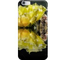 Yellow Cactus Flower iPhone Case/Skin