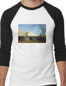Mountain range Men's Baseball ¾ T-Shirt
