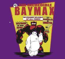 Incredible Marshmellow by ImAHamilinMan