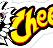 Cheetos Chester Cheetah Sticker