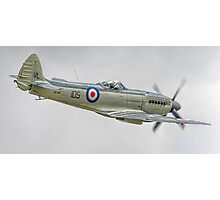 Supermarine Seafire MK.XVII (2) Photographic Print