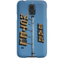 Motel / Bar Samsung Galaxy Case/Skin