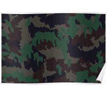 TAZ-90 (Swiss Woodland Camouflage) Poster