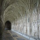Cloisters by John Dalkin