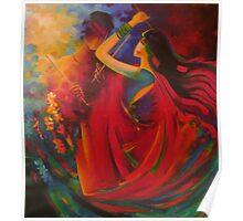 Swirl-2 Poster