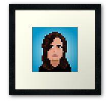 Cristina Fernández de Kirchner Framed Print