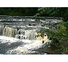 Aysgarth Falls - Yorks Dales. Photographic Print