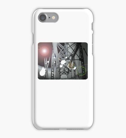 Railroad Glare iPhone Case/Skin
